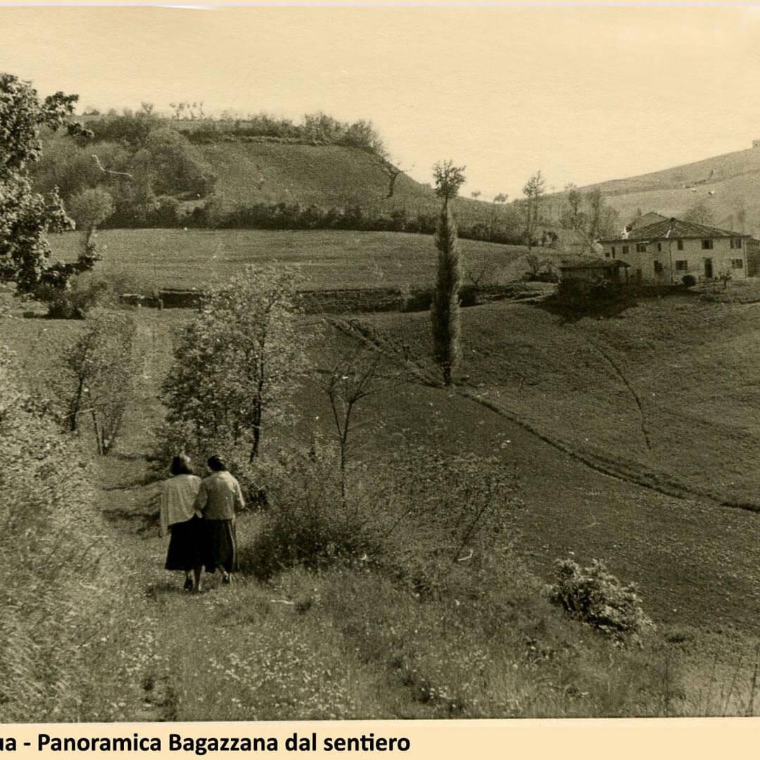 Bagazzana foto del 1957