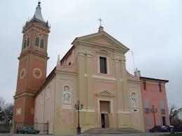 Chiesa di Zola Predosa in provincia di Bologna