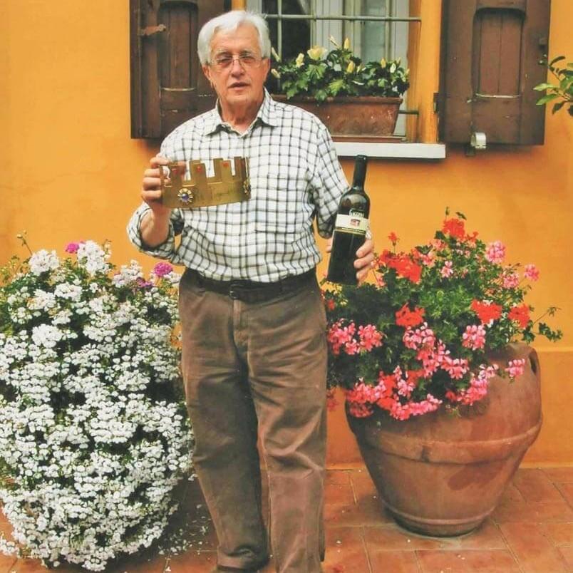 i premi al Pignoletto Gaggioli foto storica