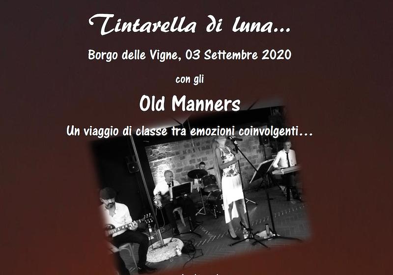 Tintarella di Luna al Borgo delle Vigne cena e musica a Zola Predosa