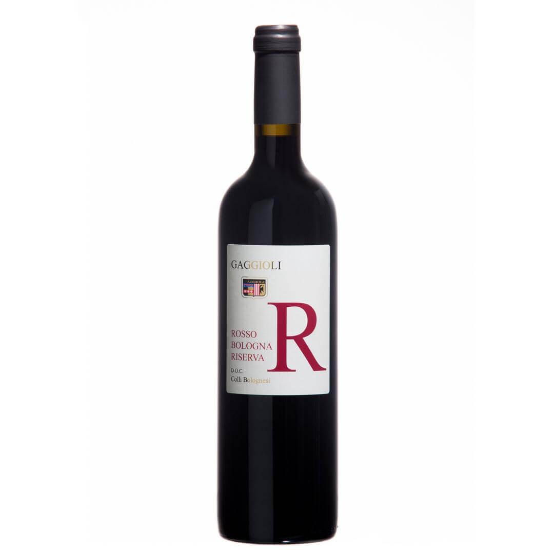 Colli bolognesi rosso bologna riserva d o c gaggioli vini for Ristorante il rosso bologna