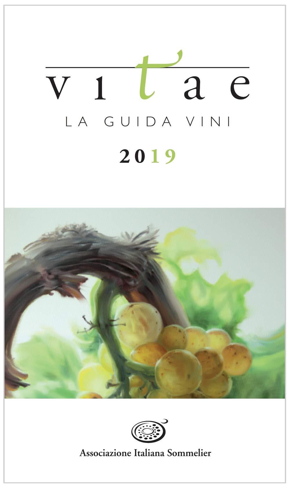 Vitae Guida Vini 2019 Associazione Italiana Sommelier